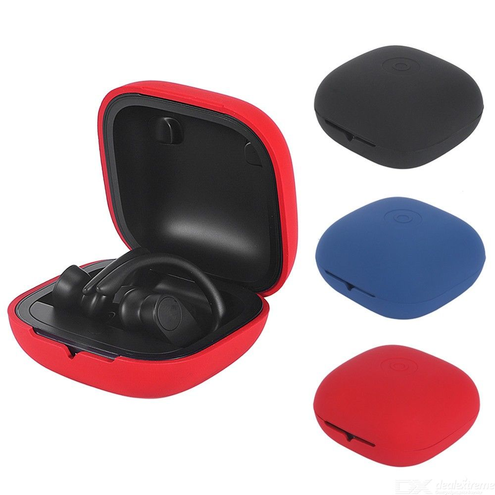 New Travel Silicone Protective Case Full Cover For Beats Powerbeats Pro