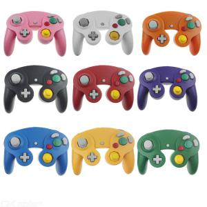 NGC Game Handle Gamepad for Nintendo, GC Single Point Vibration Handle