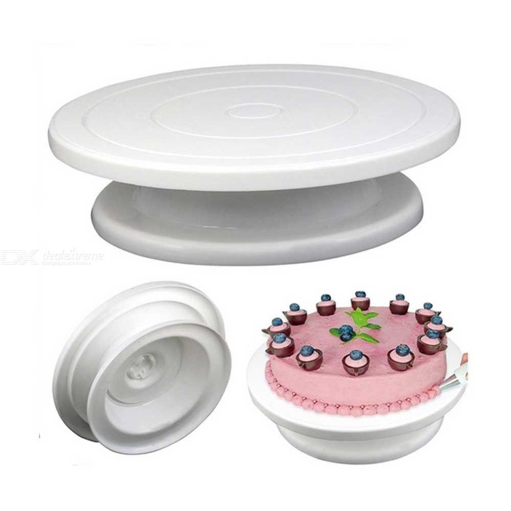 Kitchen | Plastic | Stand | Plate | Round | Table | Cake | Tool