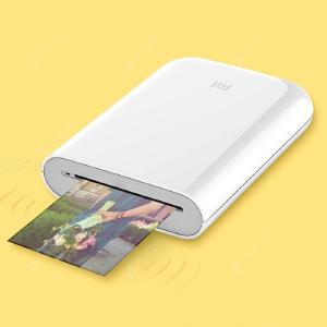 Xiaomi Pocket Photo Printer Support AR Technology / Multiple Connection / Voice Photo