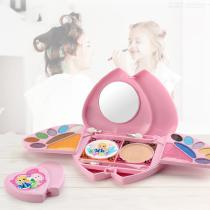 Childrens-Play-House-Professional-Princess-Makeup-Set-Toy-Box-with-Mirror
