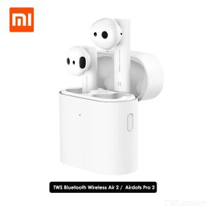 Xiaomi Air 2 TWS Wireless Bluetooth Earphone, Xiaomi Airdots Pro 2 Earbuds With LHDC Dual Mic Auto Pause Tap Control