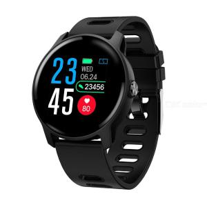 S08 Smart Watch IP68 Waterproof Fitness Tracker Heart Rate Monitor Intelligent Sports Smartwatch