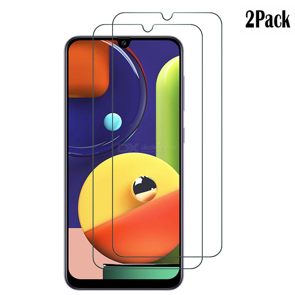 Naxtop 2.5D Tempered Glass Screen Protector For Samsung Galaxy A50s