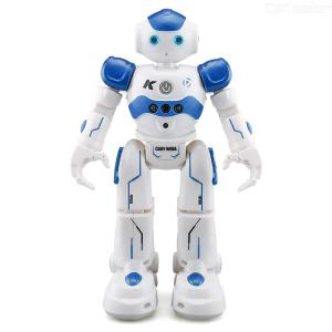 JJRC R2 CADY WIDA Intelligenter Intelligenter Roboter RC Interaktives Programmierbares Spielzeug Für Kinder - Blau