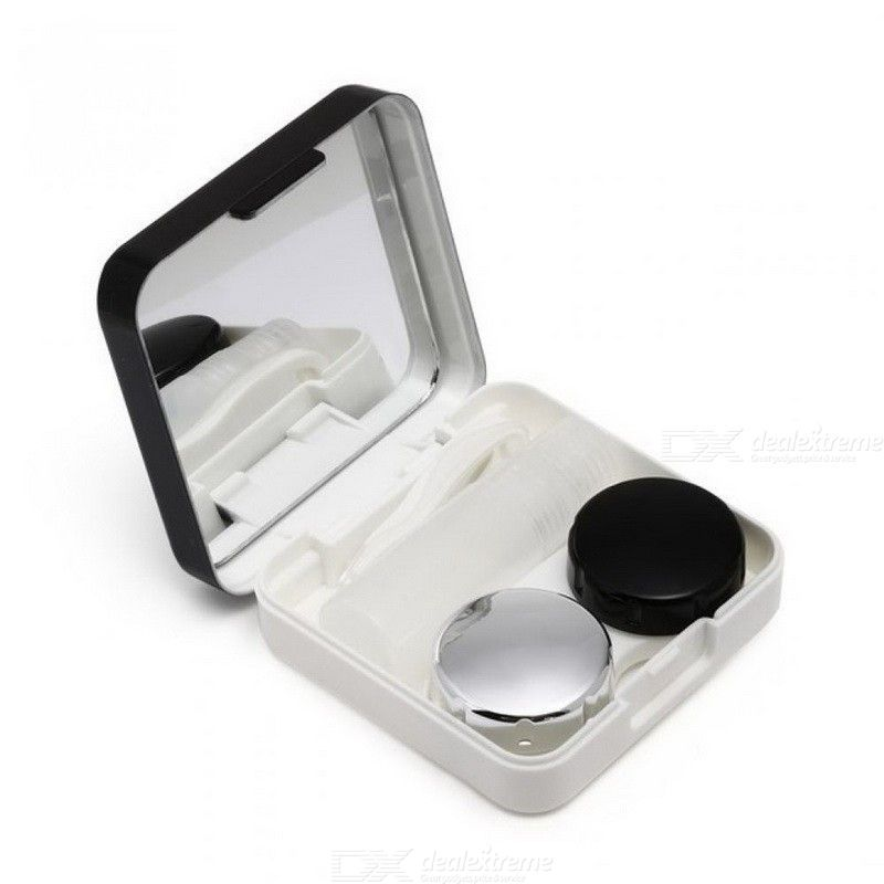 5-in-1 Portable Contact Lens Kit For Travel Home Use