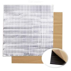 300x300x10mm Foil Self-adhesive Heat Insulation Cotton For 3D Printer Heated Bed