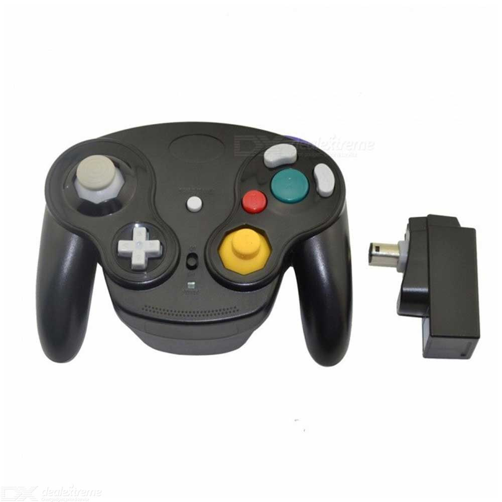 .4GHz Bluetooth Controller Wireless Gamepad Joystick For Nintendo For GameCube For NGC For Wii