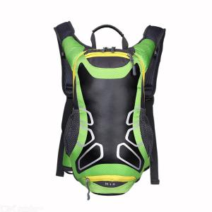 Cycling Backpack with External Net Multifunctional Bicycle Bag for Outdoor Travel