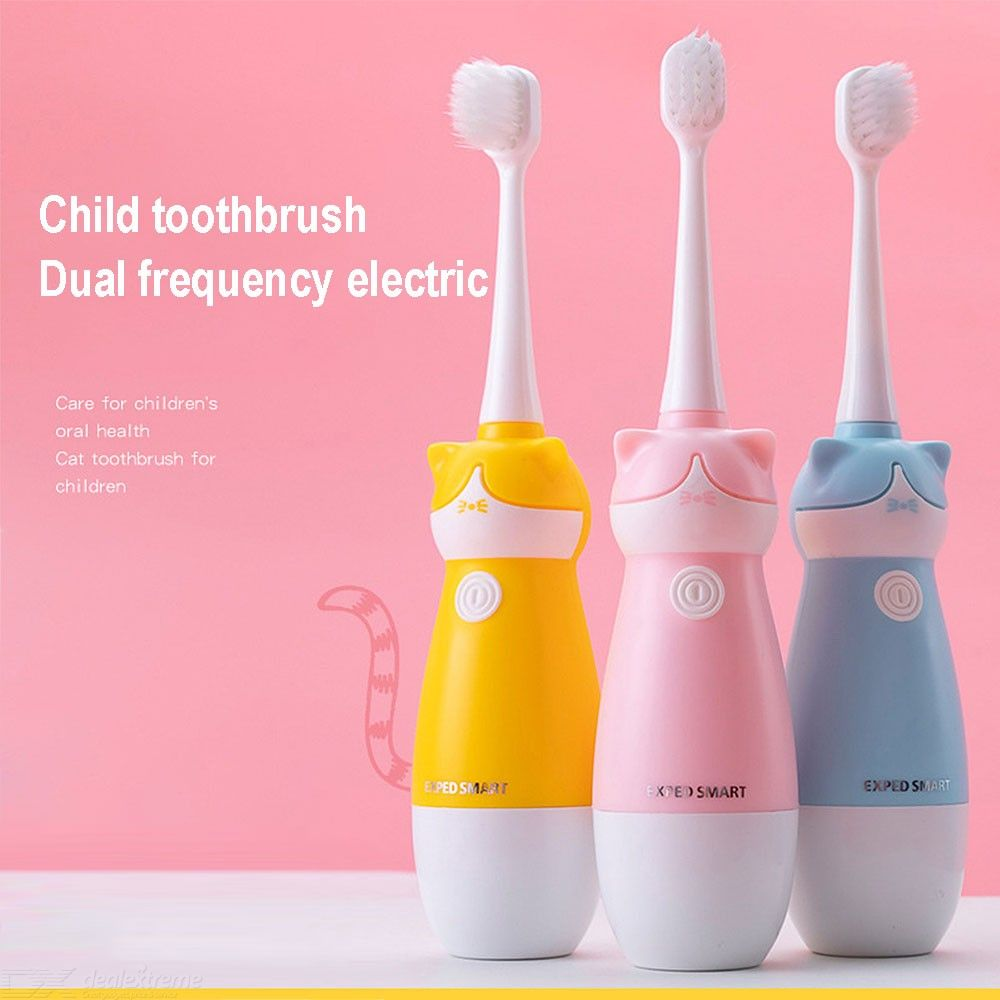 Toothbrush | Waterproof | Children | Electric | Toddler | Sonic | Body | Baby | Full | Kid