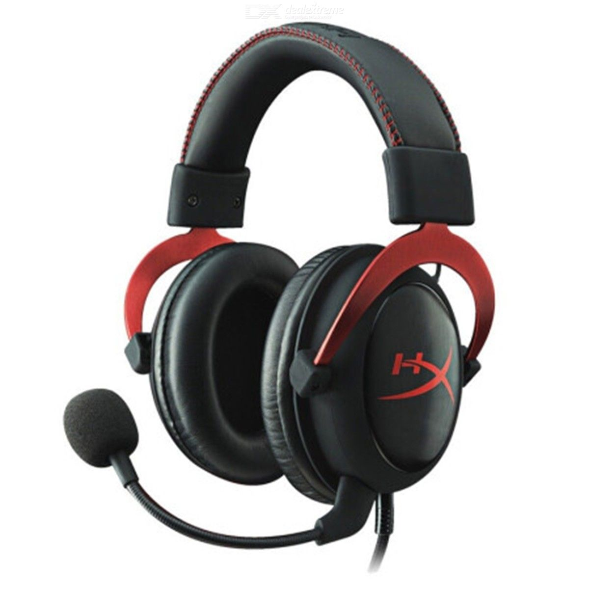Kingston Hyper X Gaming Headset Over Ear Surround Sound Game Headset