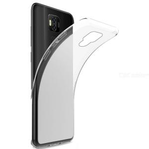 CHUMDIY Soft TPU Phone Case for Ulefone Power 6 Protective Back Cover