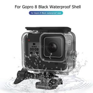 Protective Waterproof Case For GoPro Hero 8 Diving 60M Waterproof Cover