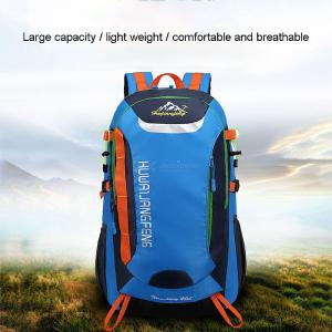 Waterproof Breathable Bag Casual Large Capacity Backpack For Outdoor Sports