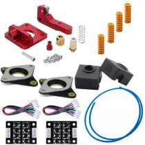 Creality-Ender-3-Upgrade-Kit-Springs-Extruder-Sock-Tube-Stepper-Dampers-Smoother