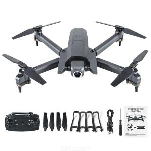 Global Drone GW106 WiFi FPV Drone With 4K 720P Camera RC Quadcopter With One Key Takeoff Landing Headless Mode Altitude Hold