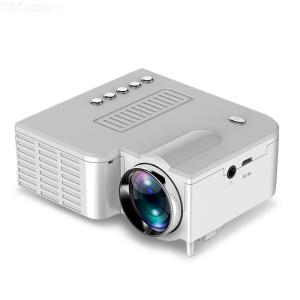 UNIC UC28C Portable Video Projector USB Powered 10W 10-60 Inch Home Cinema Mini LED Projector