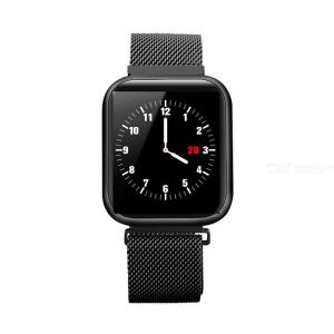 P80 Smart Watch Full Touch Blood Pressure Heart Rate Monitor Sleep Health Fitness Tracker For Men Women