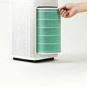 Xiaomi Youpin Practical Air Purifier Filter Home PM2.5 Formaldehyde Cleaner - Green