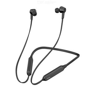 QCY L2 Bluetooth Headphones Wireless Bluetooth 5.0 Neckband Headset IPX5 Waterproof ANC Noise Cancelling Technology