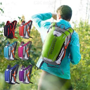 Cycling Backpack Moisture Absorption Mountain Bike Bag for Outdoor Travel