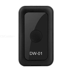 DW-01 WIFI+LBS Car GPS Locator Tracker Anti-Lost Recording Real Time Tracking Device, Support TF Sim Card