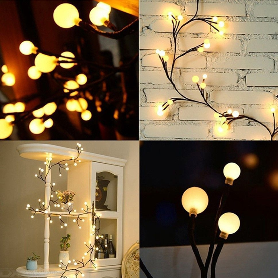 Decoration | Christmas | Holiday | String | Light | Home