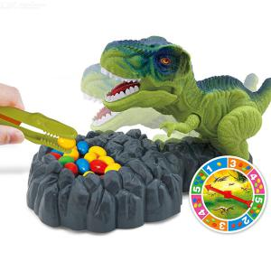 Novelty Adventure Steal Dinosaur Eggs Game Interactive Educational Toys