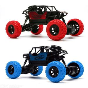 2.4G RC Car Waterproof Remote Control Tractor 1:18 Rapid Off Road Truck