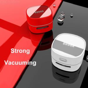 Mini Desktop Vacuum Cordless Portable Dust Sweeper For Home Office