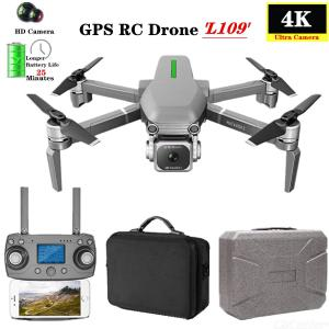 L109 RC Quadcopter With 4K Camera 5G WiFi GPS Drone With One Key Return Altitude Hold 800m WiFi Image Distance