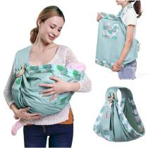 Baby-Wrap-Carrier-Baby-Ring-Sling-For-Breastfeeding