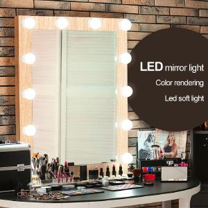 Professional Makeup Vanity Mirror With Light High Definition USB LED Cosmetic Mirror