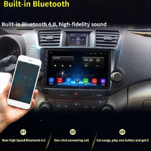 10.1 Inch Android 8.1 Vehicle GPS Car MP5 Media Player