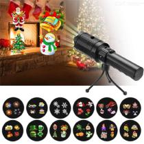 LED-Projector-Flashlight-USB-Rechargeable-Projector-Light-With-12-Pattern-Slides-Tripod-For-Halloween-Christmas-Party-Festival