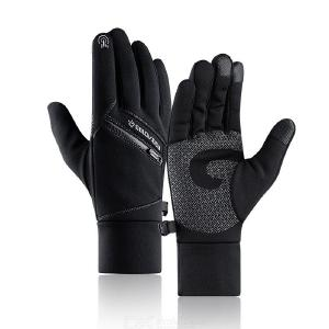 Double Waterproof Anti-slip Warm Gloves Windproof Cycling Equipment For Outdoor Sports