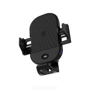 CH-302 Wireless Charger Car Phone Mount 10W Adjustable 9V/1.67A Phone Holder With Charging Function