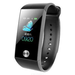DMDG Bluetooth Smart Watch Wristband with Heart Rate / Blood Pressure Monitoring / Pedometer for iOS Android