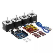 CNC-Shield-2b-UNO-R3-Board-2b-4-X-A4988-Stepper-Motor-Driver-2b-4-X-4401-Stepper-Motor-Kit-For-3D-Printer