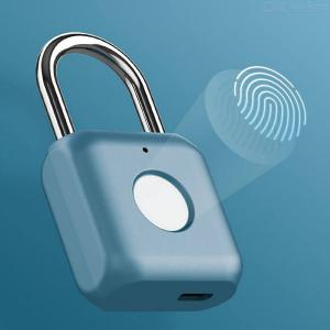 Xiaomi Youpin Fingerprint Padlock Smart Rechargeable Keyless Lock