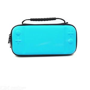 Portable EVA Carrying Case Hard Protective Cover Bag W/ 8 Game Card Slots For Nintendo Switch Lite Console And Accessories