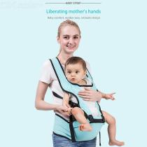 Baby-Carriers-Breathable-Baby-Wrap-With-Stool-For-All-Positions