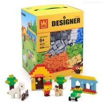 Creative-Piecemeal-Building-Blocks-Changeable-Small-Particle-Childrens-Educational-Toys