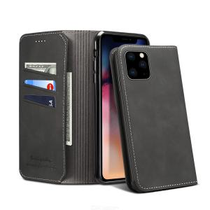 Protective Phone Wallet Case Folio Flip Cover For iPhone 11 Pro Max / XS Max / XR / 7 / 8 Plus