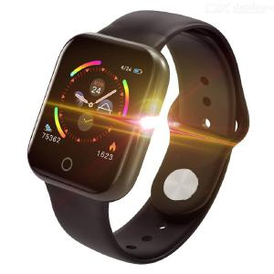 W33 Smart Armband, IOS Musiksteuerung IP67 Wasserdicht Herzfrequenz Android Blutdruck Bluetooth Smart Tracker Fitness