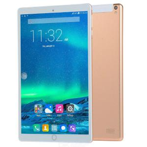 Y12 10.1 Inch Android Tablet Quad Core 0.3MP + 2MP Cameras 1GB RAM 16GB ROM