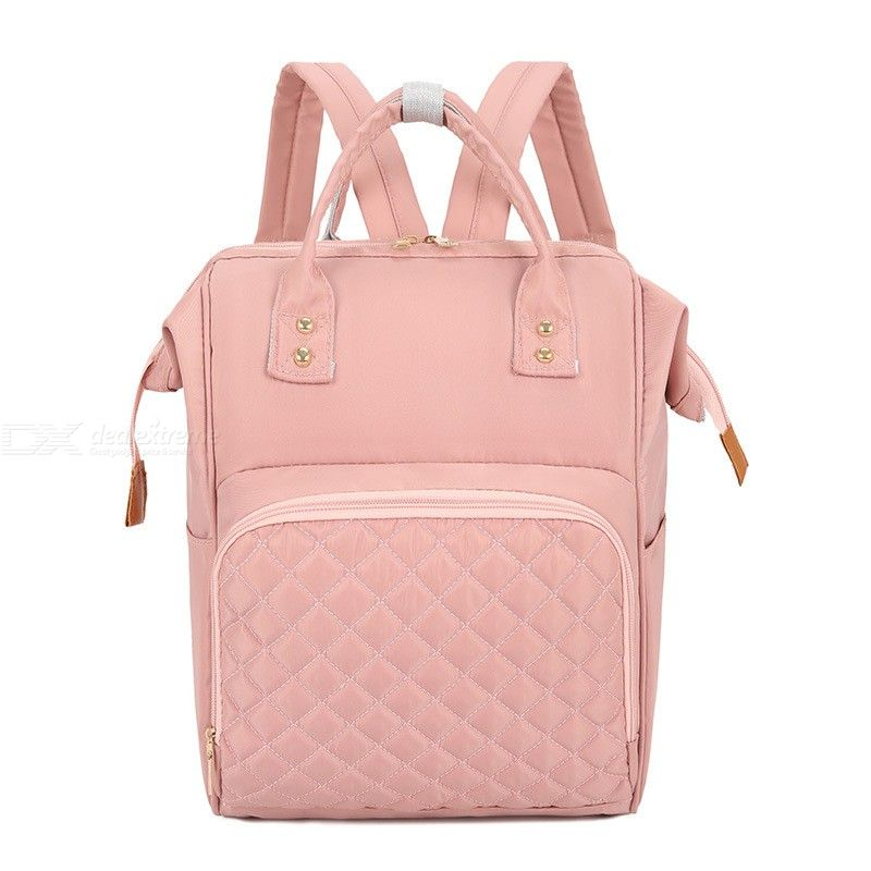 Durable Infant Diaper Backpack Large Capacity Travel Nappy Bags Nursing Bag For Baby Care