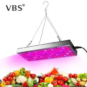 LED Plant Grow Light 45W Full Spectrum Plant Light For Indoor Plants Seeding Growing Germination Flowering