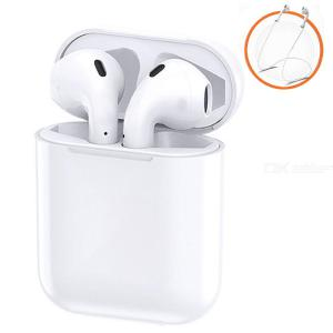 i30 TWS Wireless Earphones 6D Super Bass Bluetooth 5.0 Earbuds Touch Control Pop up Sport Earphones with Mic, Power Bank