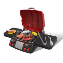 Spray-Griddle-Electric-BBQ-Grill-Simulation-Toys-Children-Barbecue-String-Toy-Set